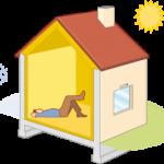 Confort thermique chauffage électrique