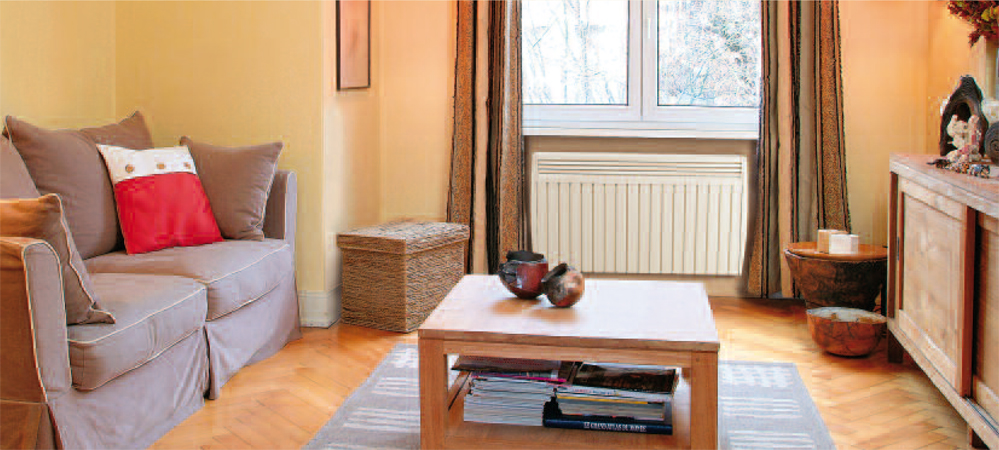 comparatif radiateur inertie beton cire mur with. Black Bedroom Furniture Sets. Home Design Ideas