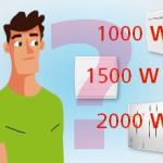 puissance chauffage électrique